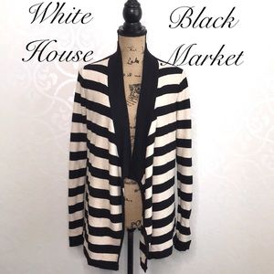 WHITE HOUSE BLACK MARKET CARDIGAN